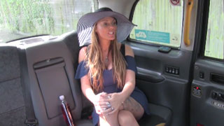 She Remembers This Taxi Driver Very Well - Big Tits British Milf