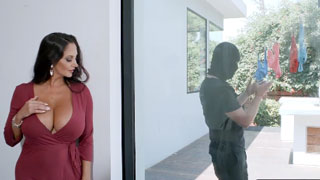 Ava Adams Catches a Thief But That Was Her Horny Son
