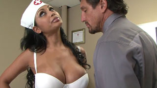 She's Not a Doctor, But She Says She Can Take a Look - Nurse Priya Rai Free Xxx Videos