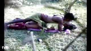 Horny Indian Couple Recorded By a Hidden Camera