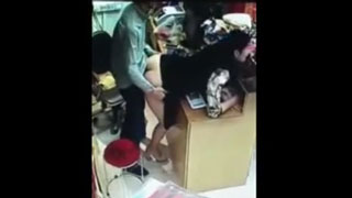 Store Owner In Mumbai Fucks His Worker