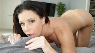 Kinky Mature Woman Tests Out New Big Stepdads Cock